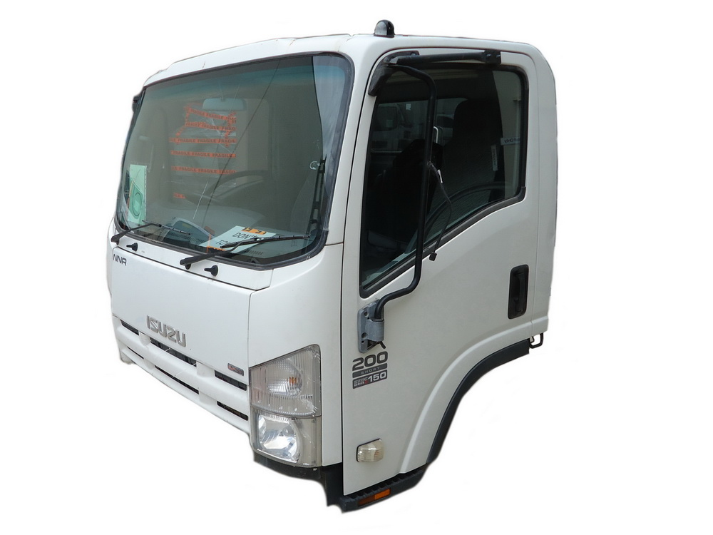 ISUZU NNR 2008-ON Cabin Manual - Moore Truck Parts