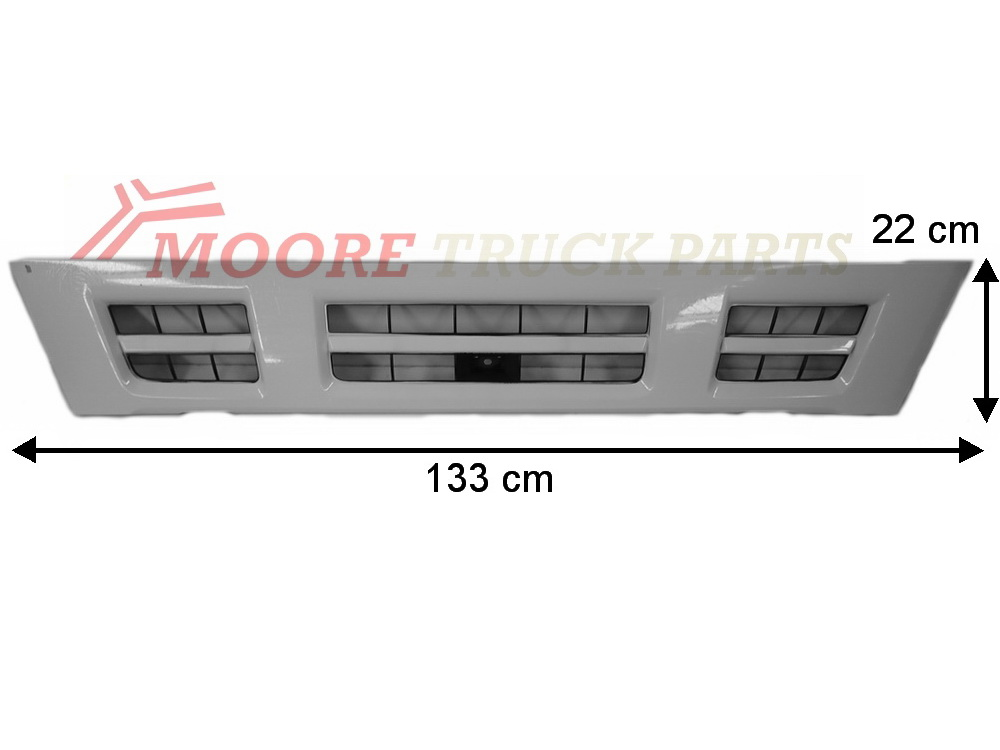 ISUZU N SERIES 12/2004-00 Grille Assembly Wide P/N: IS84-093-A0